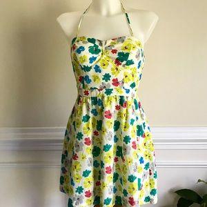 American Eagle floral dress Sz 2